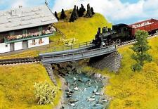 Noch HO Bridge Base Curved 18cm 21350