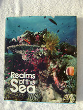 REALMS OF THE SEA BOOK MARITIME NAUTICAL MARINE (#043)