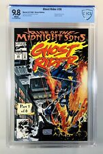 GHOST RIDER #28~V2~CBCS 9.8 (like CGC) ~1st app of Lilith & the MIDNIGHT SONS 🔥
