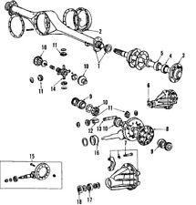 Genuine OEM Drive Axle Shaft for Toyota 4231135400