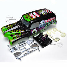 NEW Axial Grave Digger Body Monster Jam Truck Painted SMT10 Wraith Spawn AX31459