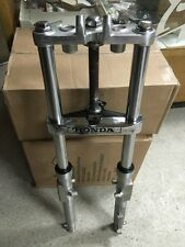 OEM CM 250 X Rebel 250x Bobbers Front EndComplete Fork Set Top And Bottom Clamp
