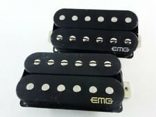EMG RA Guitar Pickup Set Black