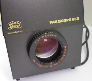 BRAUN PAXISCOPE 650  (04780)
