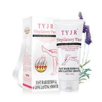 Sn _ Tyjr Épilation Dépilatoire Crème pour Corps Jambe Aisselle Adulte Barbe