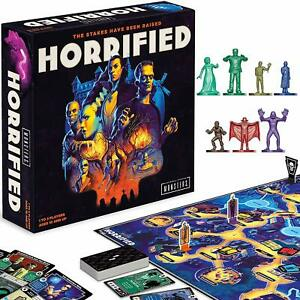 Universal Horrified Game by Ravensburger Monsters Family Board Game *NEW*