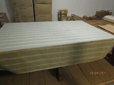 Grande Nappe rayures beige/blanc 153 x 350