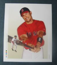 Nomar Garciaparra--Boston Red Sox--2003 Yearbook Color Proof Photo