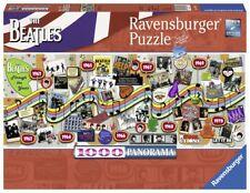 RAVENSBURGER PANORAMA PUZZLE*1000 TEILE*BEATLES*THROUGHT THE YEARS*RARITÄT*OVP