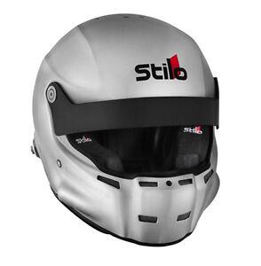 Stilo Helmet ST5R Composite Lid FIA8859-2015 with Hans Posts