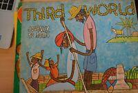 THIRD WORLD    JOURNEY TO ADDIS      LP   ISLAND RECORDS   ILPS 9554