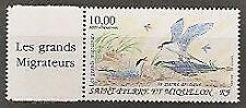 Vögel St. Pierre & Miquelon Zugvögel Schwalbe 1995 **