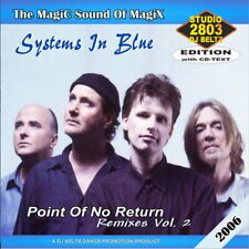 $YS507A - SYSTEMS IN BLUE -Point Of No Return Remixes vol. 2 /1CD MODERN TALKING
