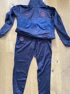 Paris Saint Germain PSG Trainingsanzug Gr. L