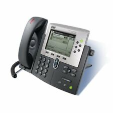 BRAND NEW Cisco CP-7960G Unified VoIP IP Office Business Phone 1 YEAR Warranty