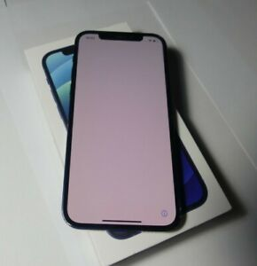iPhone 12 - 64GB - Blue (Unlocked) 90% battery health GOOD CONDITION