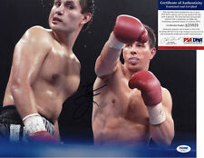 """MARK WAHLBERG Hand Signed 11x14"""" Photo """"The Fighter"""" - PSA/DNA - UACC RD#289"""