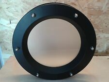 PORTHOLE FOR DOORS STAINLESS STEEL SAFETY GLASS 350 mm