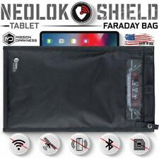 Mission Darkness NeoLok Non-window Faraday Bag for Tablets (Magnetic Closure)