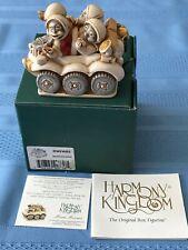 """Harmony Kingdom,Retired,""""Moo n Rovers"""",The Space Gang,#Rwfab2,Nib"""