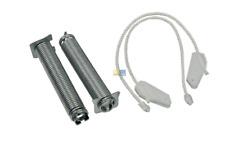 Bosch Neff Dishwasher 2 x Door Rope & Tension Spring Repair Set Replace 754869