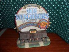 Vintage Cracker Barrell= Restaurant 30th Aniversary Diner Model