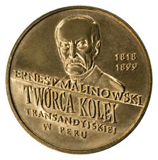 2 Zl  POLEN  1999 -Polish Travelers and Explorers: Centenary of the death of Ern