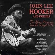 CD de musique rock John Lee Hooker