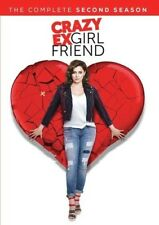 Crazy Ex-Girlfriend: The Complete Second Season [New DVD] Manufactured On Dema