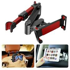 "360° Mount Holder Car Headrest Stand for 4-11"" Tablet iPhone Samsung Phone iPad"