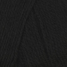 Robin Super Chunky 5x 100 Gram Balls 500 Grams Jet Black