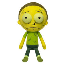 "Rick and Morty - Toxic Morty 7"" Plush Toy NEW Funko"