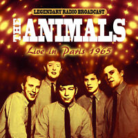 The Animals : Live in Paris 1965 CD (2018) ***NEW*** FREE Shipping, Save £s