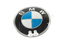 Genuine BMW  E30 318i 325 E28 528e M5 Z3 Trunk Emblem w/ 2 grommets 51141872969