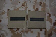 G04 grades militaires basse visibilité galons Armée Française insignes Airsoft