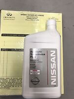 Nissan Matic S Fluid - AUTOMATIC TRANSMISSION FLUID - 999MP-MTS00P - 5 QUARTS