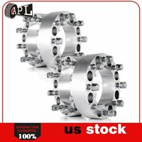 "4pcs Wheel Spacers 2"" thick 8x6.5 For Dodge Ram 2500 Ford E-250 Ram 2500 3500"
