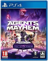 Agents of Mayhem PS4 PlayStation