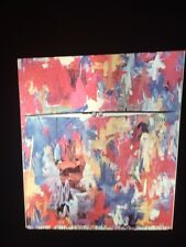 "Jasper Johns ""Painting W 2 Balls"" 35mm Color Slide. Pop Art Neo-dadaist"