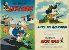 Micky Maus 1952/ 9 (Z1), Ehapa
