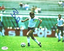 Bryan Robson Autographed Signed England World Cup Psa/Dna 8X10 Photo