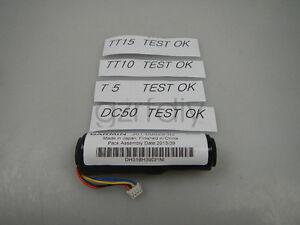 Garmin T5 TT10 TT15 DC50 battery dog tracking collar replace battery