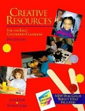 Creative Resources for the Early Childhood Classroom Herr, Judy, Libby, Wendy M