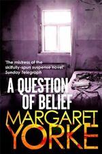 A Question Of Belief,Margaret Yorke- 9780751552065