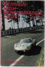 German High-Performance Cars 1894-1965 Mercedes Benz Adler Horsch BMW Maybach +