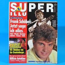 Super Illu 12-1993 | 18.03.1993 Frank Schöbel Hitliste Autoklau Elvis Presley