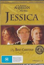 JESSICA -  Leeanna Walsman, Lisa Harrow, Sam Neill - 2 DISC SET