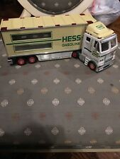 2003 Hess Toy Truck with Head & Tail Lights NO BATTERIES NO RACE CARS FREE SHIP
