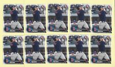 10 card lot of 2016 Bowman Draft #BD99 Bobby Dalbec - Red Sox - 4 lots available