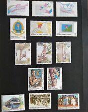 SELLOS GUINEA ECUATORIAL MNH 1988 AÑO COMPLETO